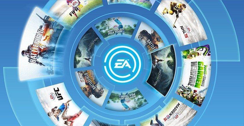 Microsoft akuisisi EA