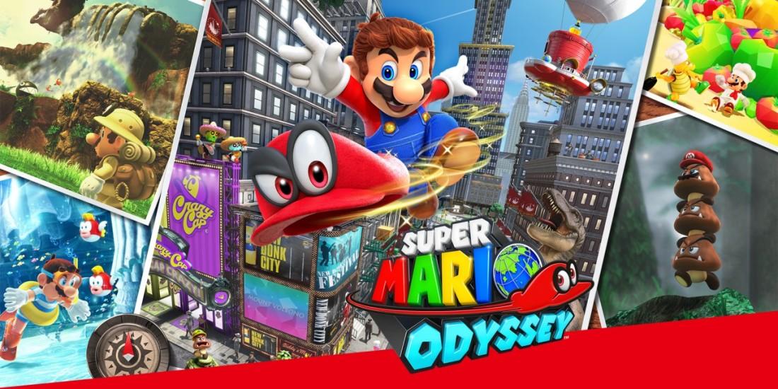 Review Permainan Super Mario Odyssey